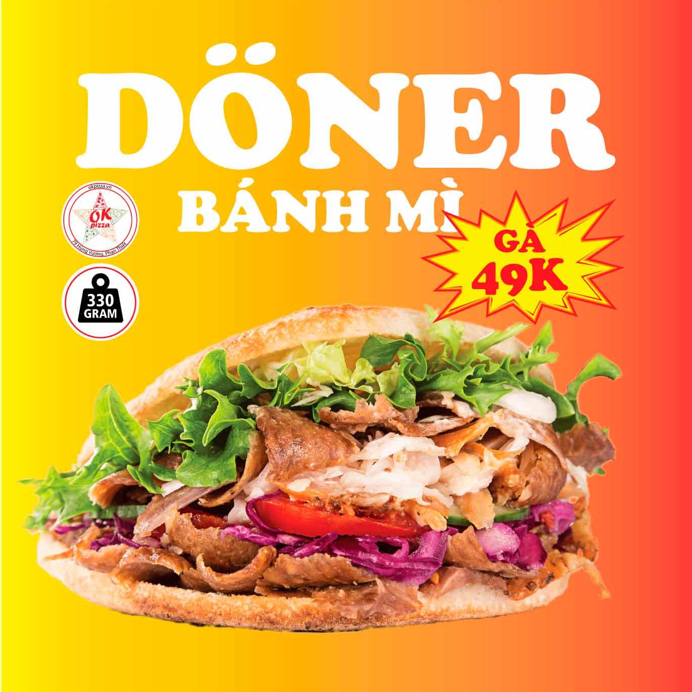 Doner Banh Mi